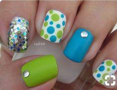 Green, Blue, Dotticure