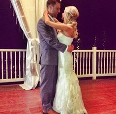 Look who got married last Saturday! Chad Graham from Anthem Lights