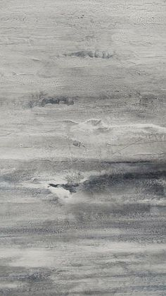 Gray Zen This is an original textured abstract painting by Amy Neal on professional 20 x 24 x 1.5 gallery-wrapped canvas. Subtle distressed texture for a modern rustic feel. Soft washes of white and gray. Bright, calming, and minimalist. Sealed with satin varnish. Signed on back #canvaspaintingdesigns