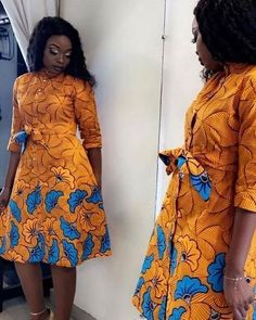 ankara mode latest ankara styles 2019 for ladies:Different types of ankara styles to rock in 2019 African Fashion Ankara, Latest African Fashion Dresses, African Print Fashion, Africa Fashion, Nigerian Ankara Styles, African Style Clothing, Ankara Clothing, Kente Styles, Short African Dresses