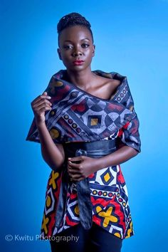 Sneak Peak Of Zimbabwe's ChizO's Lulu Collection - Pieces That Can Be Worn In Many Ways
