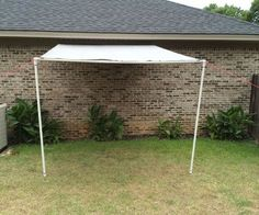 3 Fascinating Clever Tips: Canopy Carport canopy tent girls room.Canopy Tent Girls Room canopy bed in front of window.Canopy Over Bed. Pvc Canopy, Canopy Bedroom, Backyard Canopy, Shade Canopy, Garden Canopy, Canopy Outdoor, Fabric Canopy, Canopies, Ikea Canopy