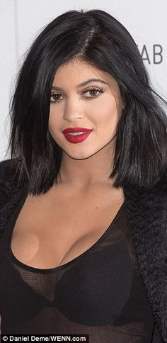 More experimental than her sisters in Keeping Up With The Kardashians, Kylie regularly pos...