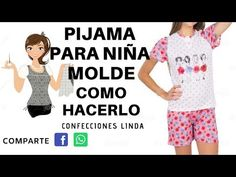 Clothing Patterns, Pajamas, Make It Yourself, Couture, Sewing, Blog, Clothes, Facebook, Ideas
