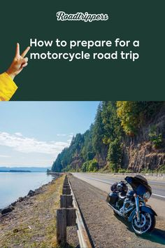 Motorcycle Towing, Tire Pressure Gauge, Rain Storm, Road Conditions, Electrical Tape, Touring Bike, Roadside Attractions, Long Haul, Drinking Water