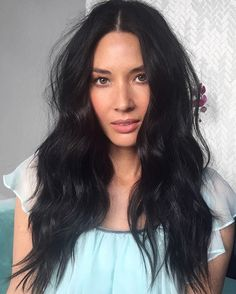 Cover Shoot With @oliviamunn Hair By @hairbyjohnd Makeup By @patrickta Assisted By @carlyy.fisher