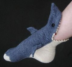 shark socks - must have!@Crystal Williams