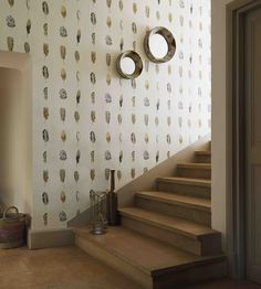 Feathers | Limosa Wallpaper by Harlequin | Jane Clayton