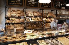 Ladeneinrichtung für Bäckerei Terbuyken von HBplus