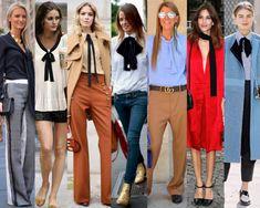 Moda Preview | Lazos al Cuello: El accesorio must-have del Invierno 2016 | http://www.modapreviewinternational.com