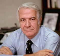 Harry Reasoner was a journalist for CBS News and anchored ABC Evening News, and he was a founder of 60 Minutes.