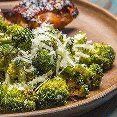 Roasted Broccoli with Parmesan   Traeger Wood Fired Grills
