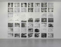 Silke Otto-Knapp | Monday or Tuesday | at Camden Arts Centre, London 2014