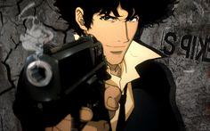 Spike Spiegel, From the anime Cowboy Bebop Manga Girl, Anime Girls, John Cho, Jason Bourne, Rurouni Kenshin, Roronoa Zoro, Anime Dvd, Anime Manga, Netflix