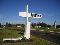 Ciudad de mi corazón. São Borja RS