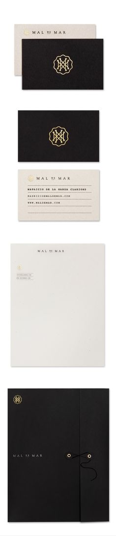 Mal de Mar | designbyface.com