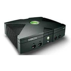 Original Xbox Console (OLD MODEL)