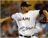 Josh Johnson Miami Marlins Autographs