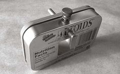 Altoids Tin Woodworking Tools