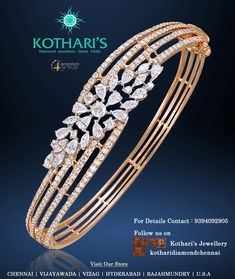 Diamond Necklace Set, Diamond Bracelets, Jewelry Bracelets, Jewelery, Diamond Jewelry, Gold Bangles Design, Jewelry Design, Trendy Jewelry, Bracelet Designs