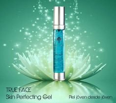 TRU FACE SKIN PERFECTING GEL Provides essentials lipids and cellular nutrients for soft, plump skin. Prevents collagen and elastin breakdown to keep skin looking young. Softens fine lines and wrinkles and other early signs of aging. Nu Skin, Skin Gel, Face Skin, Collagen Pills, Collagen Drink, Younger Skin, Anti Aging Tips, Skin Food, How To Treat Acne