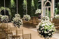 New Wedding Reception Stage Backgrounds Flower Ideas Wedding Reception Centerpieces, Diy Wedding Decorations, Ceremony Decorations, Flower Decorations, Wedding Ceremony, Wedding Designs, Wedding Details, Backdrops, Wedding Flowers