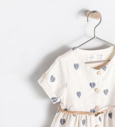 embroidered heart dress