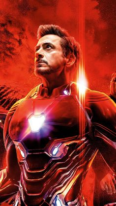 Iron Man In Avengers Endgame - Marvel Universe Iron Man Wallpaper, Tony Stark Wallpaper, Wallpaper Awesome, Original Wallpaper, Iron Man Avengers, Ms Marvel, Marvel Heroes, Marvel Avengers, Marvel Comics