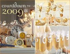 new years eve decorations - Google Search