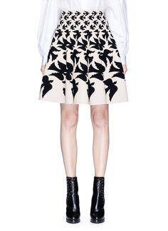 ALEXANDER MCQUEEN . #alexandermcqueen #cloth #skirt