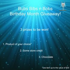 Enter to win: 1st - Your choice of product,  2nd - Store credit  3rd - Chocolate | http://www.dango.co.nz/s.php?u=UZDFlAzy2513
