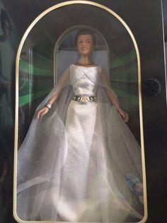"Star Wars Princess Leia Ceremonial Gown 12"" Portrait Doll 1999 SEALED Box | eBay"