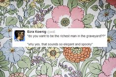 ezra koenig tweets - Google Search