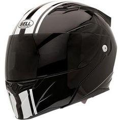 Bell Revolver Rally Helmet - X-Large/Black/White