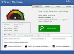 PC Speed Maximizer - Descargar