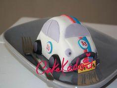 Cute Herbie cakelet