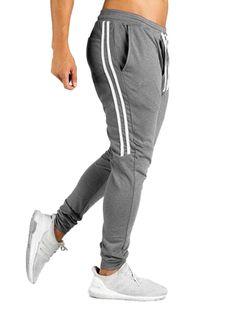 Mens Jogger Pants, Mens Sweatpants, Sport Pants, Men Joggers Outfit, Sport Casual, Men Casual, Gents Shirts, Jogging Bottoms, Mens Clothing Styles