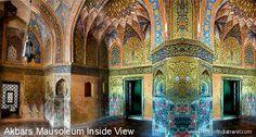 Taj Mahal Interior   Agra, Taj mahal Agra, tourists attractions Agra Uttar Pradesh India