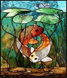 Robert Oddy Stained Glass Artist/fish