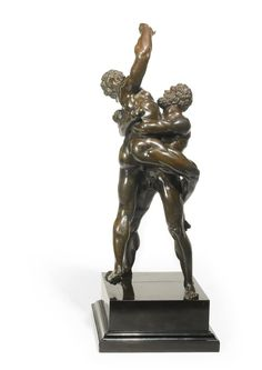 hercules and antaeus Modern Sculpture, Bronze Sculpture, Sculpture Art, Santa Cecilia, Italian Renaissance Art, Art Rules, Small Sculptures, Chef D Oeuvre, Parma