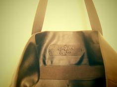 Black Skin NEK BAG  #fashion #bags #handmade