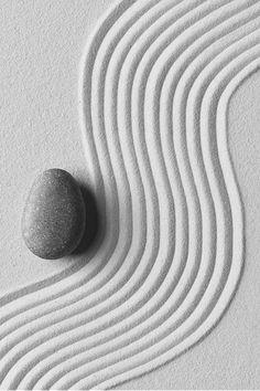 Whiteout on Behance Zen Design, Garden Design, Texture Photography, Art Photography, Zen Wallpaper, Zen Meditation, Jolie Photo, Feng Shui, Photoshop