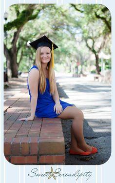 Emily :: University of Florida Graduation Photos College Graduation Pictures, Graduation Picture Poses, Graduation Portraits, Graduation Photography, Grad Pics, Graduation Ideas, Photography Senior Pictures, Senior Portrait Photography, Boudoir Photography