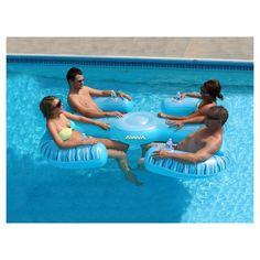 Aviva Paradise Lounge Pool Float,