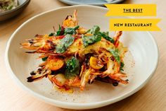 Cirrus wows diners with world-class, sustainable seafood dishes. Sustainable Seafood, Seafood Restaurant, Diners, Seafood Dishes, Places To Eat, Sydney, Ethnic Recipes, Restaurants, Dining Rooms