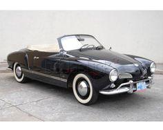 Clásico auto negro convertible / Autos Romo/ autos para boda/ León
