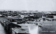 Panoramica de la inundacion