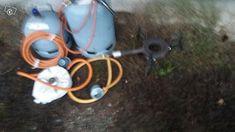 Kaasu laitteet, Muut koneet ja ... Garden Hose, Petra