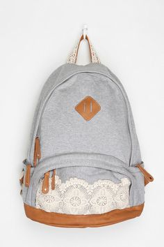 Super freaking cute!!! but the reviews aren't good at all....maybe ill buy a plain backpack and decorate it myself
