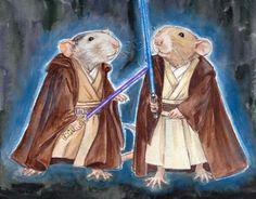 Jedi Yogie Masters